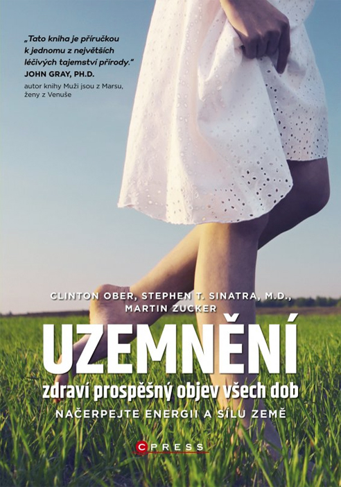 Earthing Book Czech